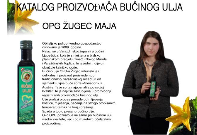 OPG Žugec registrirani proizvođač